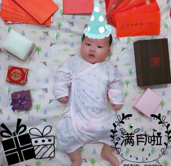 寶寶滿月禮與新生兒禮物送什麼好?超過五種的新生兒禮物評比