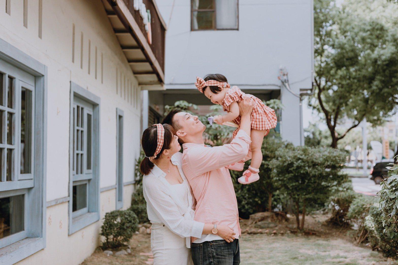 寶寶週歲Party完整紀實|小陽春攝影|南部寶寶攝影