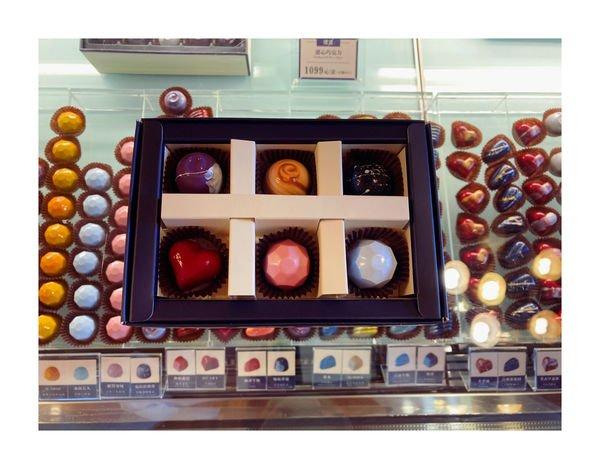 南投親子旅遊|18度c巧克力|妮娜巧克力工坊|南投巧克力大評比