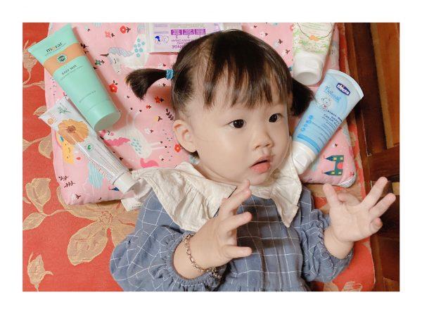 5款屁屁膏實測與評比|好好照護寶寶的尿布疹和紅屁屁