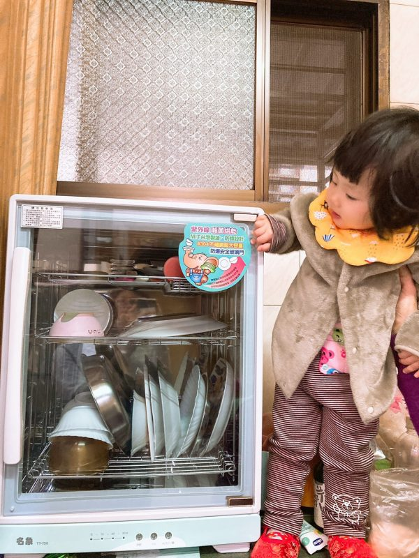紫外線烘碗機推薦,杜絕看不見的病菌!家中有小孩更應具備|名象家電三層紫外線殺菌烘碗機 TT-750
