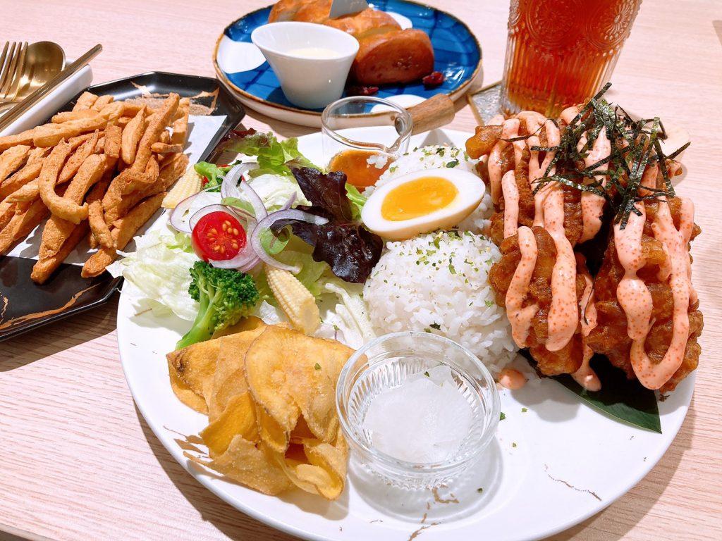台南美食丸飯食事處,沖繩蝦蝦飯在台灣也能吃得到_14