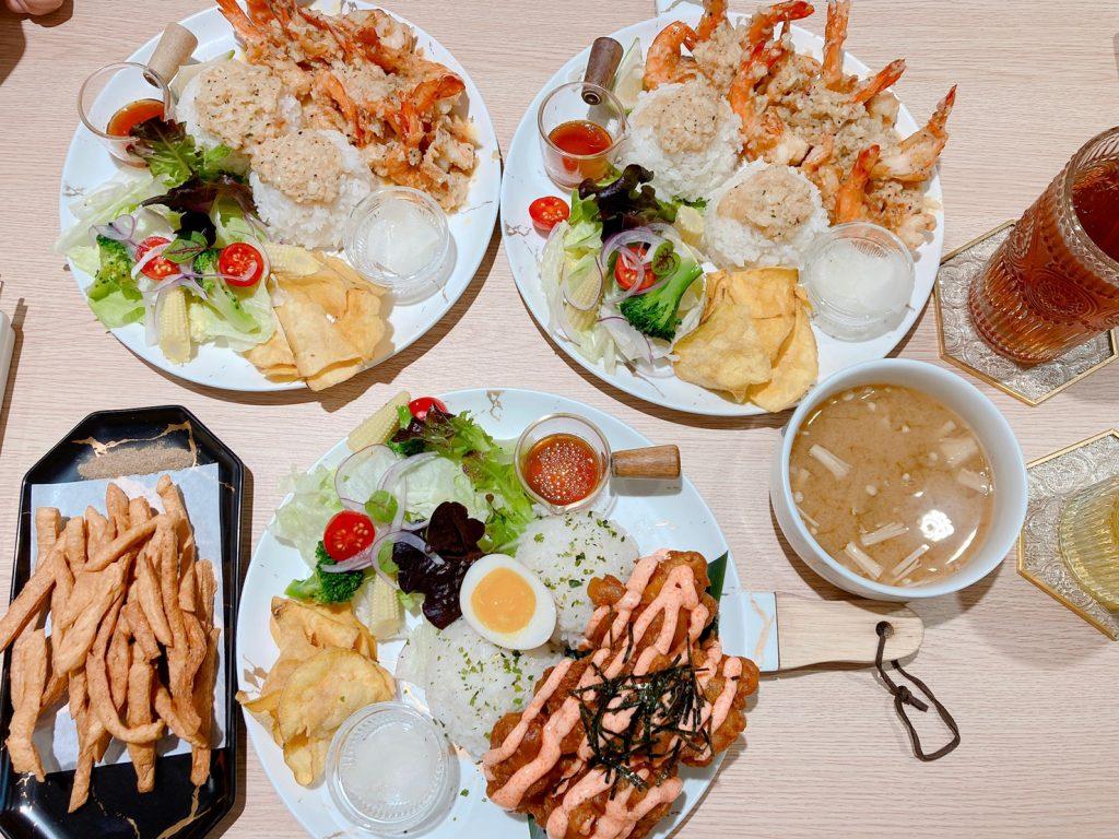 台南美食丸飯食事處,沖繩蝦蝦飯在台灣也能吃得到_16