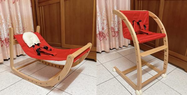 【育兒好物推薦】日本farska實木陪伴成長椅| 最高CP值的多功能餐椅