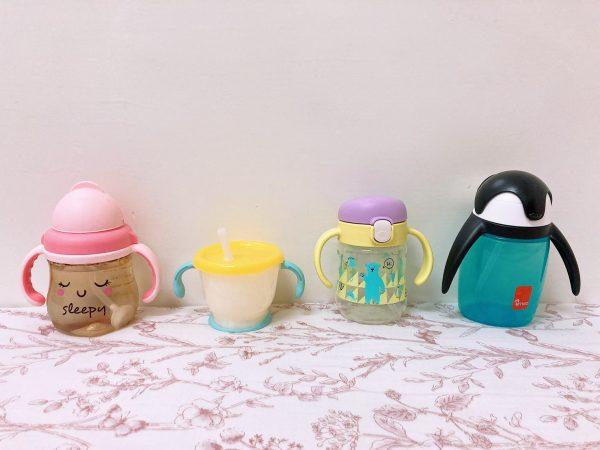 兒童學習水杯推薦與評比,挑選水杯的5個重要因素|好心情PPSU滑蓋杯|Simba 小獅王辛巴