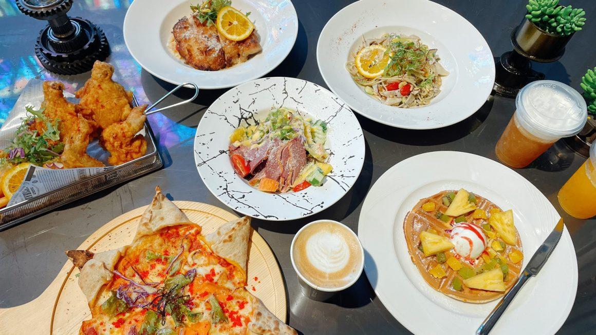 台南餐廳推薦,好吃的義法餐酒館|拆車夢工坊二訪,