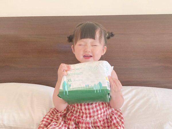 超高CP值嬰兒尿布推薦,睡過夜尿布首選,輕薄包覆面積大,長達12小時吸水保護|【PeeKaPoo Taiwan】黏貼型尿布